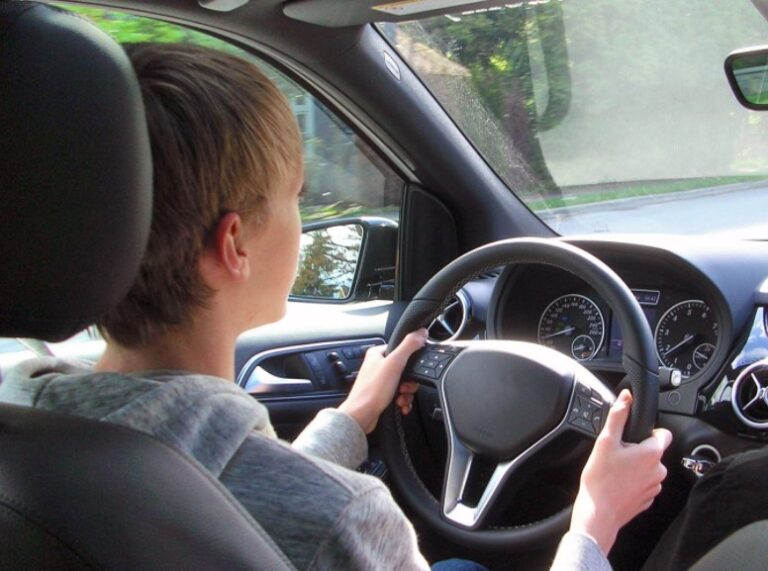 Tips Belajar Mobil