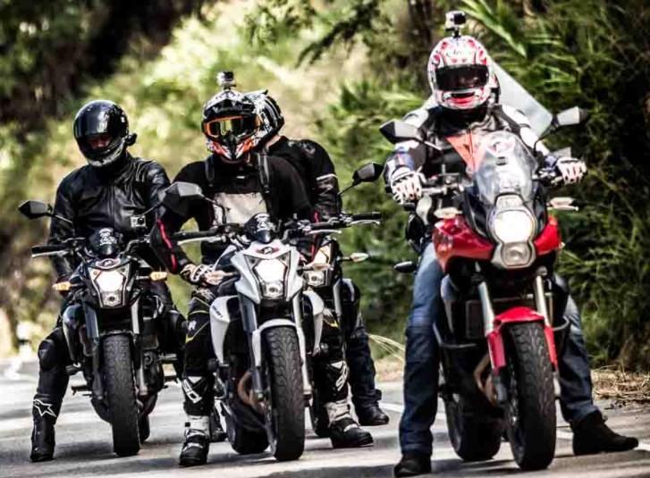 Perlengkapan Sepeda Motor